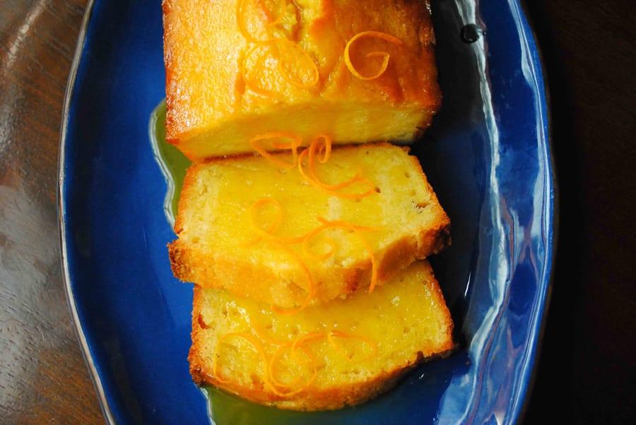 Maple Syrup Pound Cake Recipe
